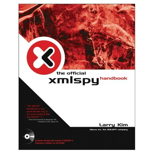 Official XMLspy Handbook